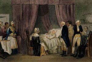 Washington's death